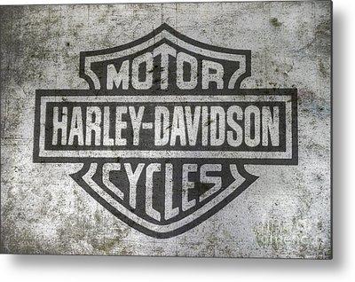 Harley Metal Prints