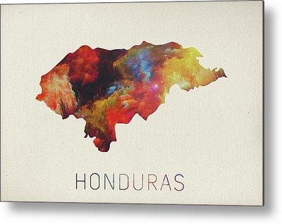 Honduras Metal Prints