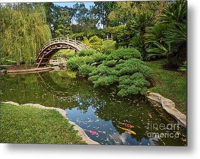 Zen Garden Metal Prints