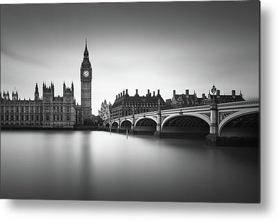 Big Ben Metal Prints