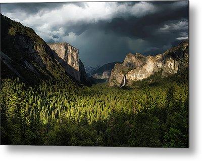 Yosemite Metal Prints