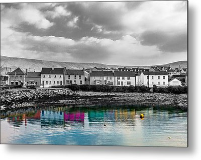 Portmagee Metal Prints