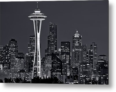 Seattle Metal Prints