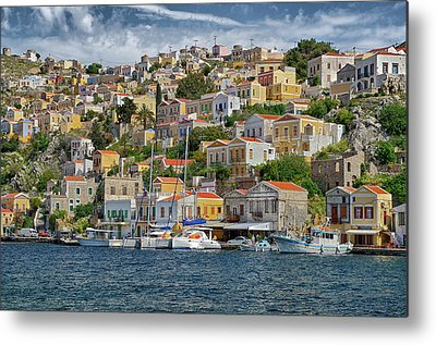 Symi Metal Prints