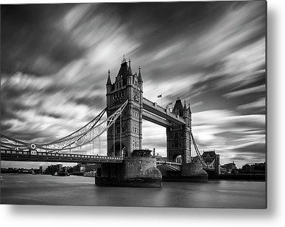 Tower Bridge Metal Prints
