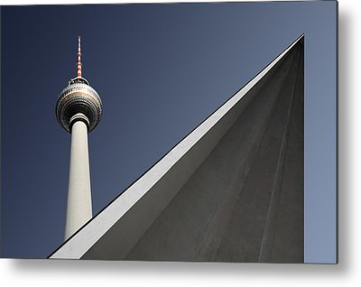 Architektur Metal Prints