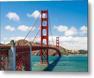 Marin County Metal Prints