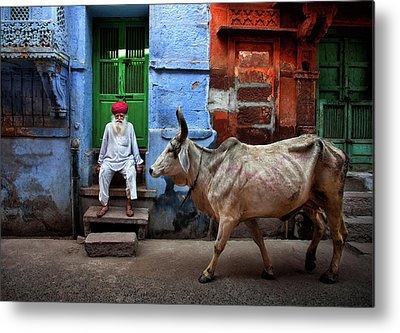 Jodhpur Metal Prints