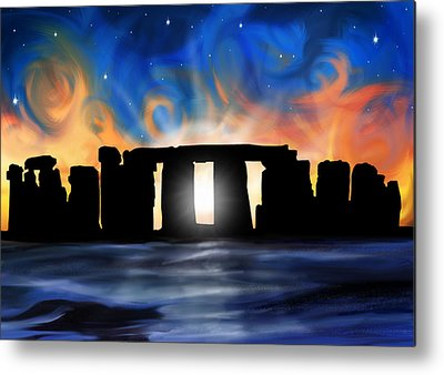 Solstice Metal Prints