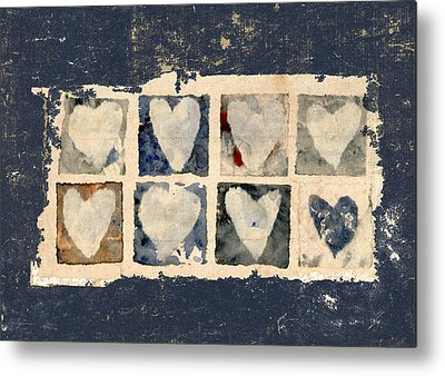 Love Notes Metal Prints