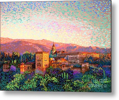 Andalusia Metal Prints