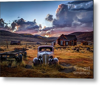Sullivan County Photographs Metal Prints