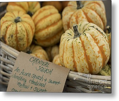 Farmstand Photographs Metal Prints