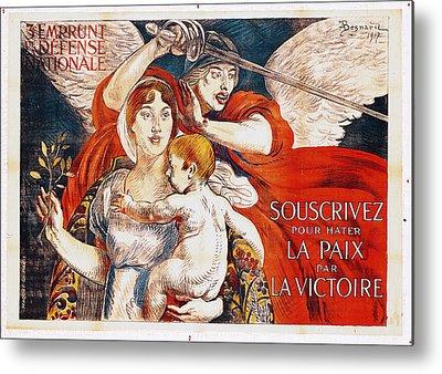 Victoire Metal Prints