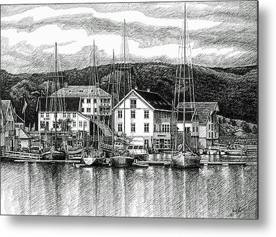 Farsund Metal Prints