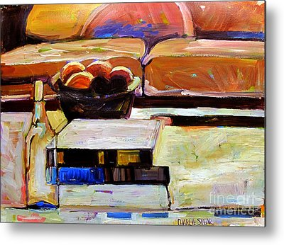 Richard Diebenkorn Metal Prints