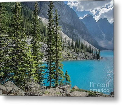Canmore Metal Prints