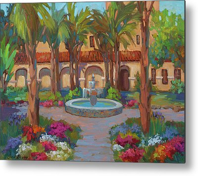 Mission San Rafael Metal Prints