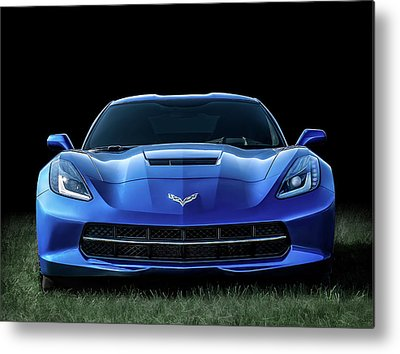 Chevrolet Metal Prints
