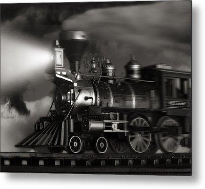Steam Engines Metal Prints