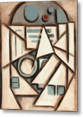 Cubism Metal Prints