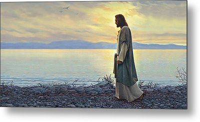 Son Of God Metal Prints