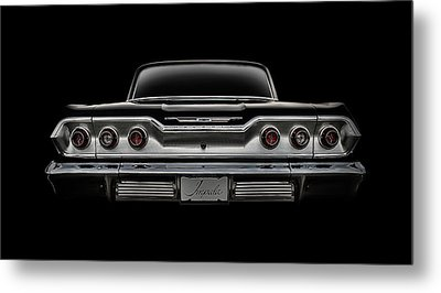 Vintage Chevrolet Metal Prints