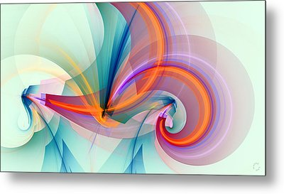 Horizontal Digital Art Metal Prints