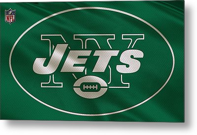 New York Jets Metal Prints