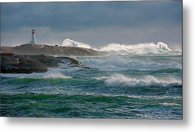 Nova Scotia Metal Prints
