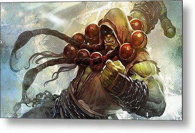 World Of Warcraft Metal Prints