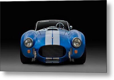 Roadster Metal Prints