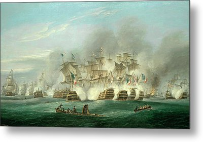 Battle Of The Atlantic Metal Prints