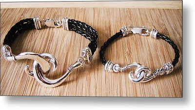 Sterling Silver Jewelry Metal Prints