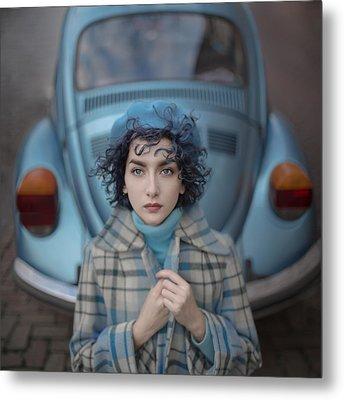 Volkswagen Photographs Metal Prints