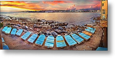 Bondi Beach Metal Prints