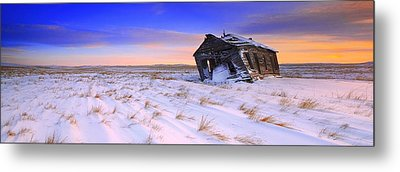 Old Home Place Photographs Metal Prints
