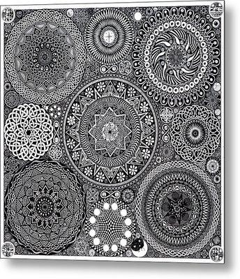 Mushroom Metal Prints