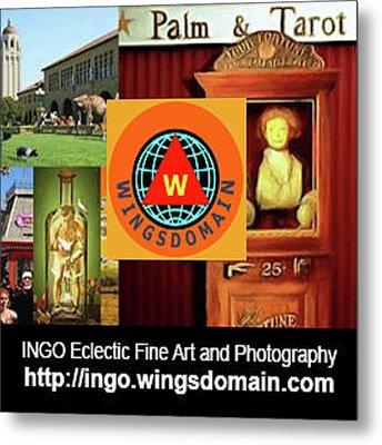 Ingo Art Metal Prints