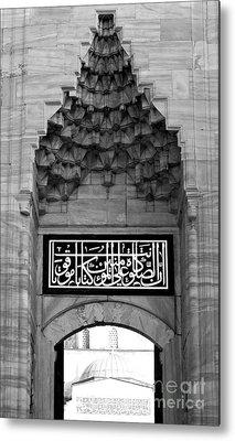 Sultan Ahmet Camii Metal Prints