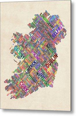 Irish Metal Prints