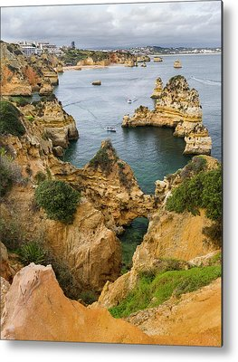 Algarve Metal Prints