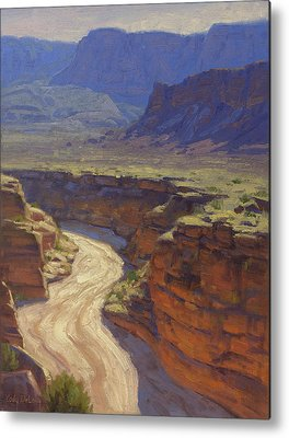 Canyon Metal Prints