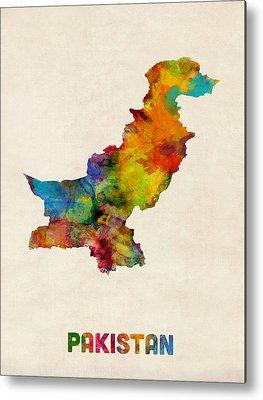 Islamabad Metal Prints