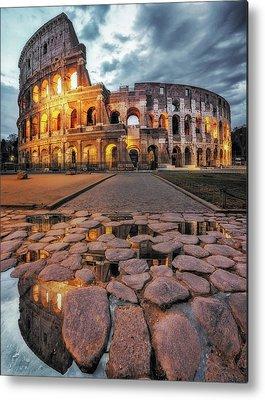 Roma Metal Prints