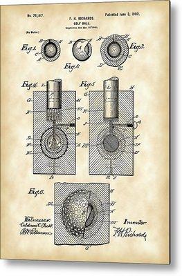 Invention Metal Prints