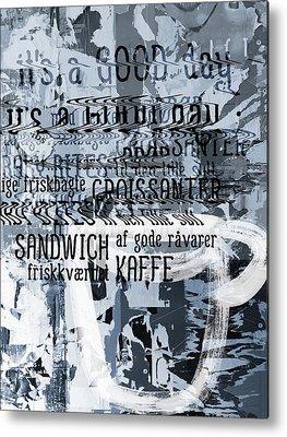 Sandwich Metal Prints