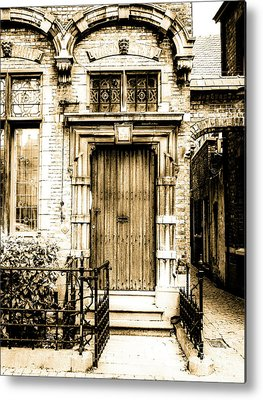Belguim Metal Prints