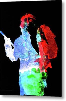 Alice Cooper Metal Prints