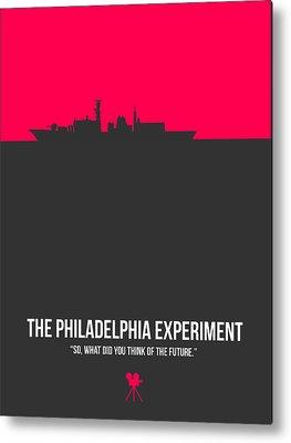 Experiment Metal Prints